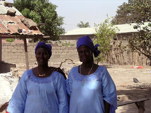 Two African Woman