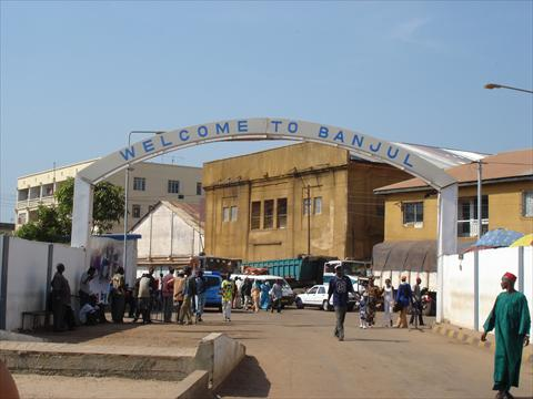 Welcome to Banjul