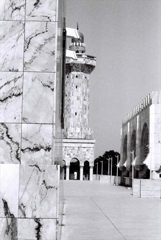 Marble towers