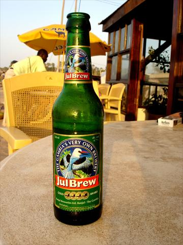 JulBrew Bottle